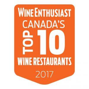 wine enthusiast 2017