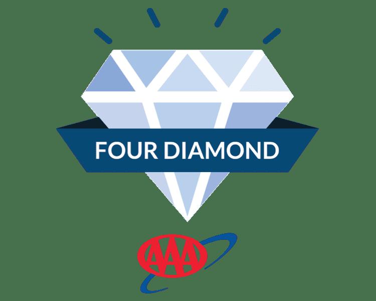 CAA / AAA - Four Diamond Award